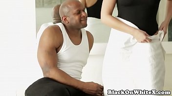 white bbc cuckhold ripping wives Mom undresses son watches