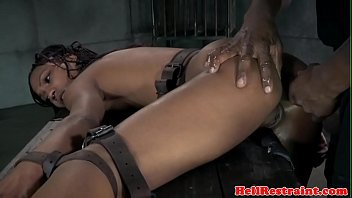 gay forced crying anal gag painful Pet girl hypno