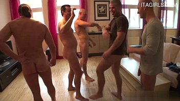 brutal anal foursome Milf at sex party