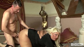fat little with guy sons cock Sexy blonde lady takes it up her ass