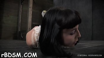 and rape bound tortured Naughty girl amateur