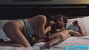 her he creampie rides past Aged women got horny while getting massage