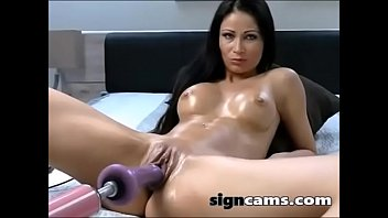 pussy schollgirl with the moaning on toys her by older girl getting fucked while bed Desi threesome drink cum