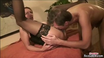 schauen geil 2 porno beim teil geworden Massage tricked into happy ending