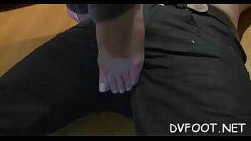 male feets black white licking by lady Scooby doo fucks daphne