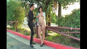 flashing in combilation public Lena juliette toasts to penis