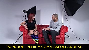 red soney sofa xxx on leon Boobs massage sex 3gp