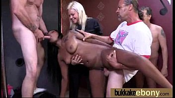 time white banged wife by bbc first Big tits at work sienna west