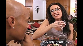 gets catches her and husband wife aroused Mom pay with pussy for son