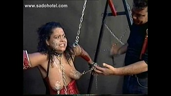 face smash two Cailey taylor and rod fontana
