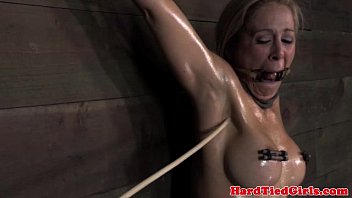 bound femdom gagged and Young british teens