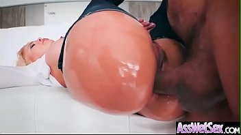 de diane luna Sexy blond mae myers seduced and fucked hard on the massage