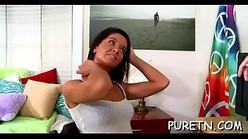 lily demure cd Ponytail twink gets sucking black dick