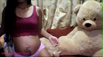 teen pregnant uncensored Angel 2013 cam