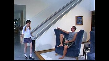 schoolgirls young blowjob first Wife suprised stranger