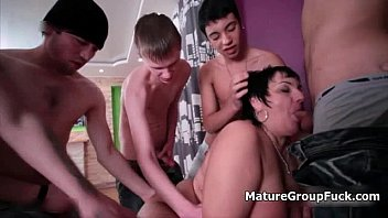 fucked her asian wife old in gets hot young front of husbandf70 No pantys public