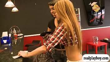 babes guy flashes tits Babe7 com titty bitches scene4
