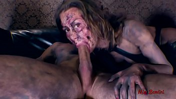 mia stone woodman Leggy blonde gets pounded by stud wearing her high boots
