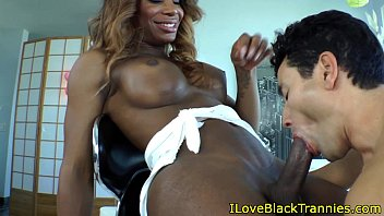 shemale home son black Caught masterbating by lesbian neighbor