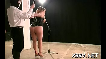 candle tied swinging tortured tits Governor tallado scandal video