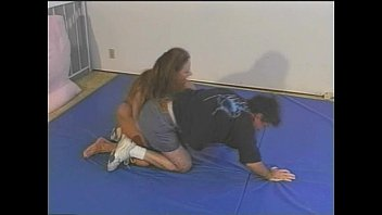 auditions mixed wrestling Janet and kris