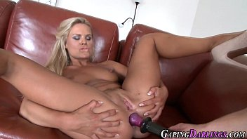 chubby gaping asshole granny Daughter knot dog