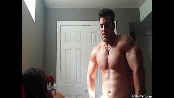 sterling bodybuilder steve Indian girl selfie videos
