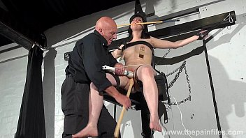 gay male torture bondage Shemale spit facial