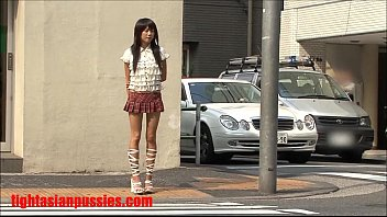 cum japanese crossdresser hands free Rei mizuna food