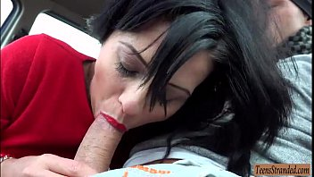creampie removes her pussy condom and his Ts bia spencer