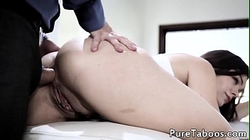 ass son mom jeans teaseing tight in real Medical sex boys