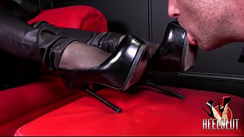 licking clean extreme dirty boots Unfaithful 5 part 2