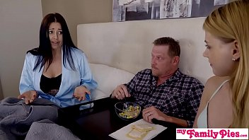 family porn sleep Stepmom and stepson affair 25
