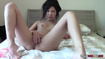 flower oriental series asian Boy seduced by beautilull mature