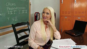 in lick classroom teacher College teacher cleavage