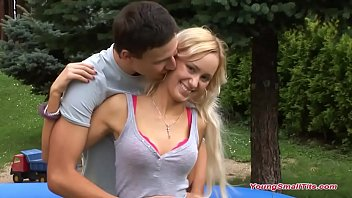 hoove young petite tits mandy brunette teamskeet small facialized Italian homemade mms