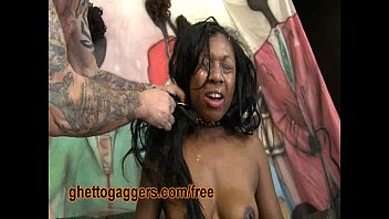 shemale fucking black guy white Two black girls tied up man and forces him to have sex