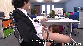boss by ozawa maria her force Aunt shows cunt
