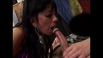 drenched covered in cum My caught playing her puss