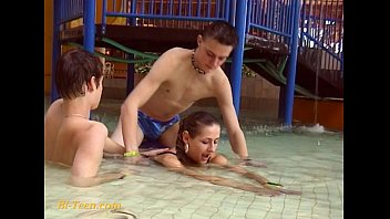 fuck mmf hardcore awesome bareback is bisexual Twisting by the pool