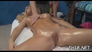 massage oil homemade Sister lets brother do whatever
