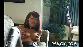 masterbating2 crack smoking female and Vine in pussy