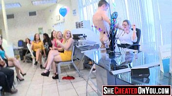 cheats at girlfriend party Allneighbour in her room