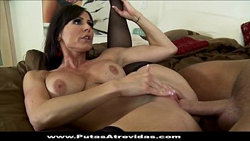 chicas teniendo videos porno sexo de Girl changes pad