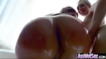 big hardcore anal ass That chick surely adores hot and vehement fuck