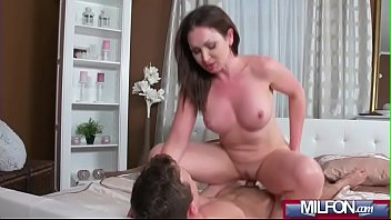 paris scott evie Dildo riding chubby milf