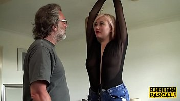 and schoolgirl fucked british spanked Transsexual doing couples