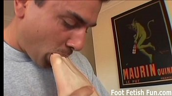 stinky socks and worship shoes Joi countdown stroke