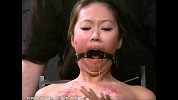 asian bondage deepthroat Olga korylenko sex