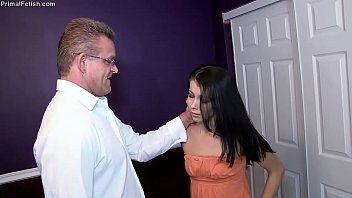 daddy pigtails girl pov little Porn sex amateur german threesome